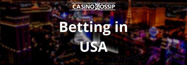 Betting in USA