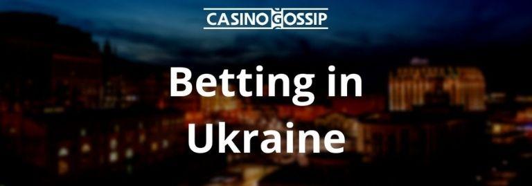 Betting in Ukraine