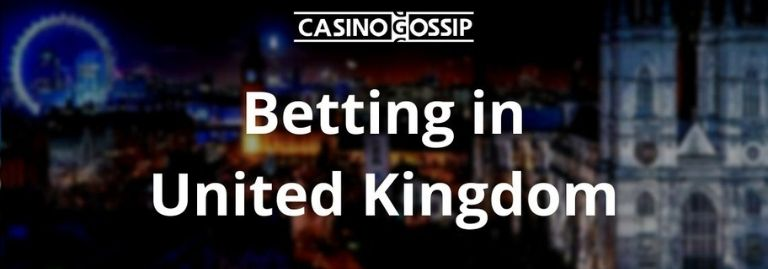 Betting in United Kingdom