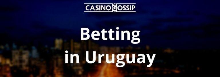Betting in Uruguay