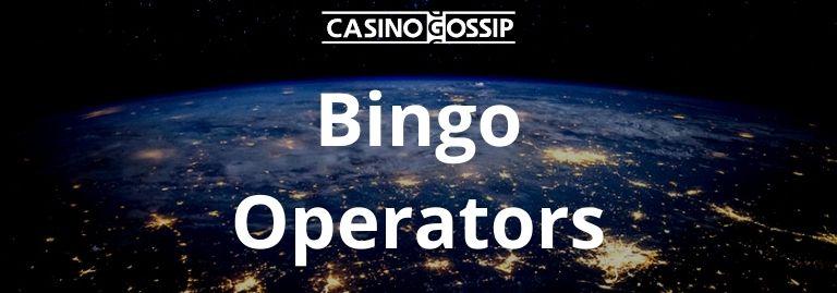 Bingo Operators