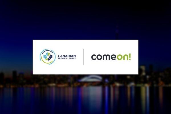 Canadian Premier League announces partnership with ComeOn
