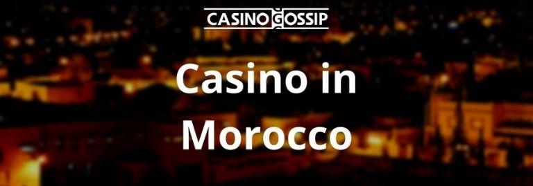 Casino in Morocco
