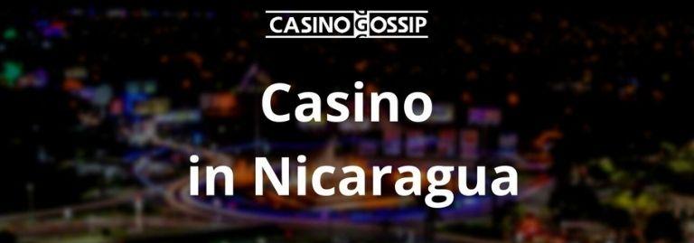 Casino in Nicaragua