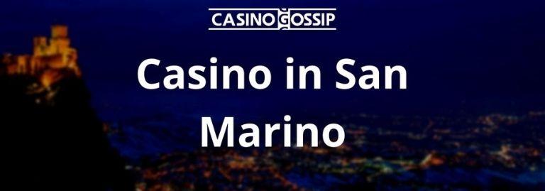 Casino in San Marino