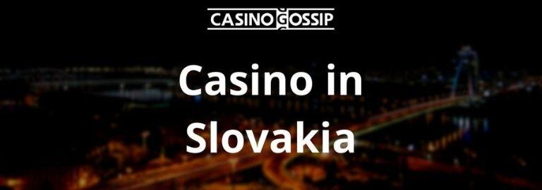 Casino in Slovakia