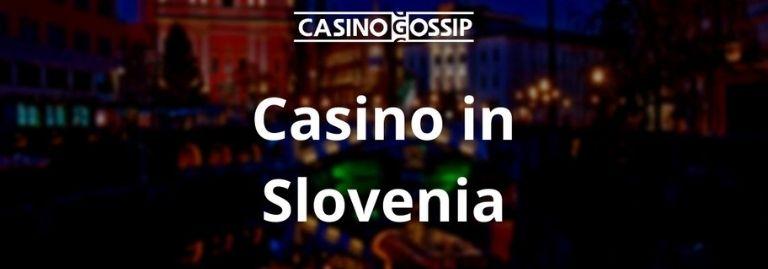 Casino in Slovenia