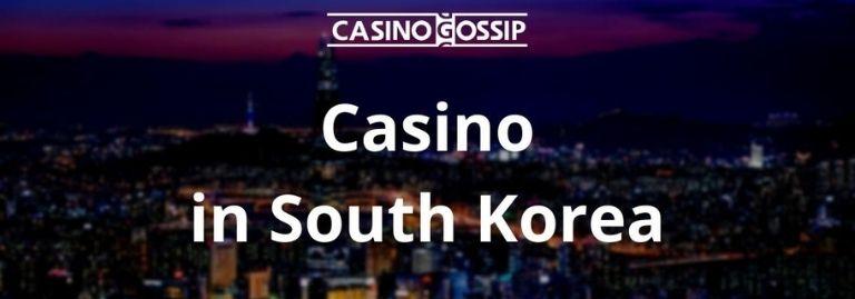 Casino in South Korea