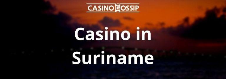 Casino in Suriname