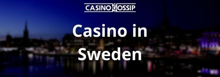 Casino in Sweden