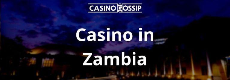 Casino in Zambia
