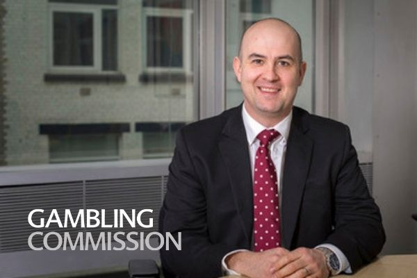Gambling Commission appoints Andrew Rhodes as Interim Chief Executive