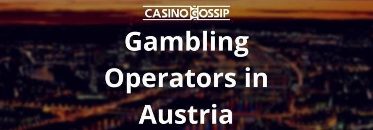 Gambling Operators in Austria