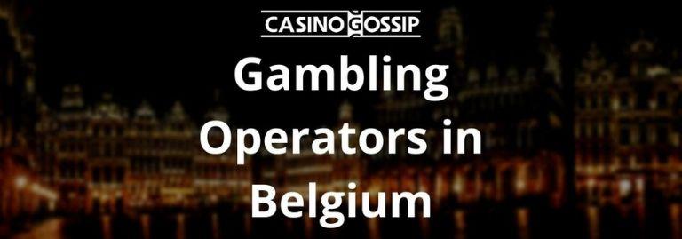 Gambling Operators in Belgium