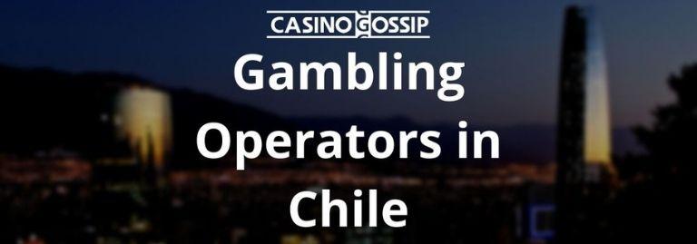 Gambling Operators in Chile