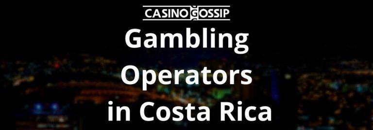 Gambling Operators in Costa Rica