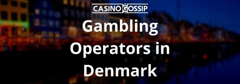 Gambling Operators in Denmark