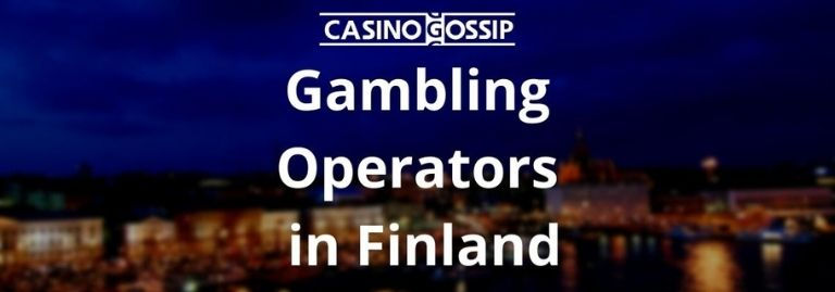 Gambling Operators in Finland