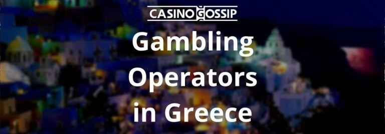 Gambling Operators in Greece