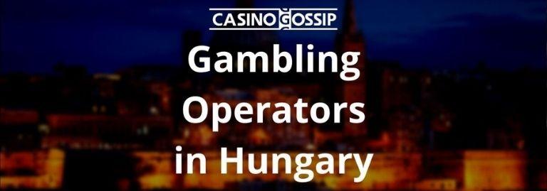 Gambling Operators in Hungary