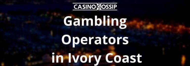 Gambling Operators in Ivory Coast