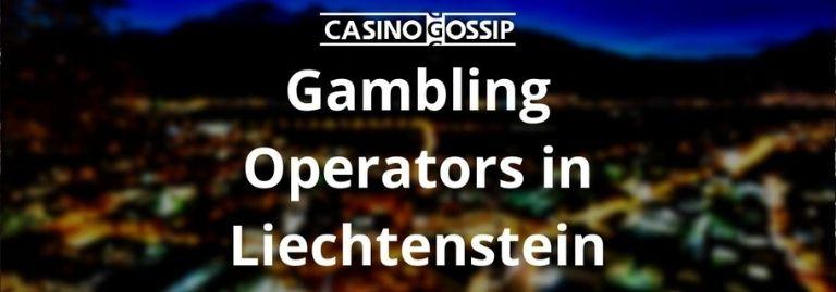 Gambling Operators in Liechtenstein