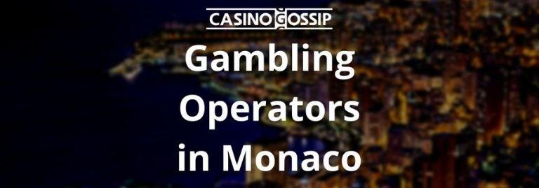 Gambling Operators in Monaco