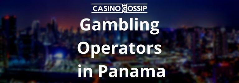 Gambling Operators in Panama