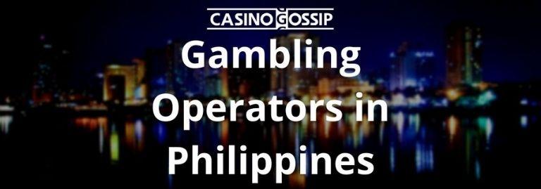 Gambling Operators in Philippines