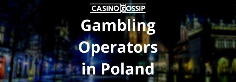 Gambling Operators in Poland