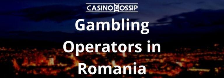 Gambling Operators in Romania
