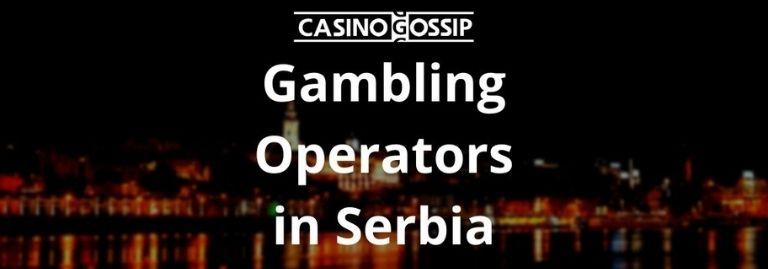 Gambling Operators in Serbia