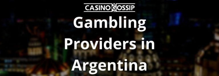 Gambling Providers in Argentina