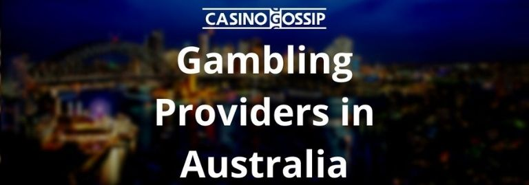Gambling Providers in Australia