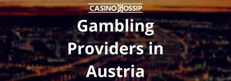 Gambling Providers in Austria