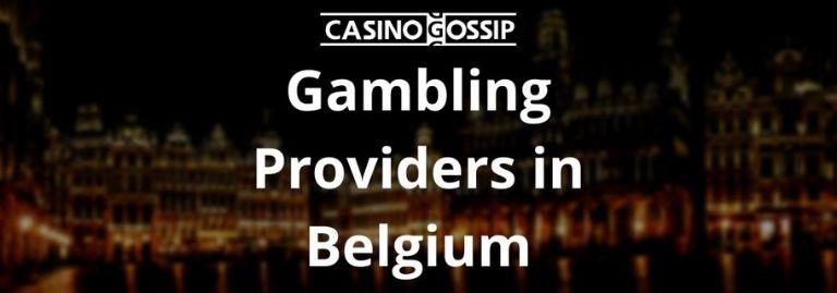 Gambling Providers in Belgium