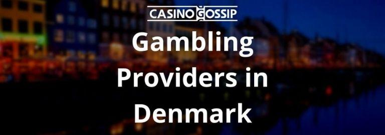 Gambling Providers in Denmark