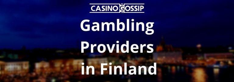 Gambling Providers in Finland