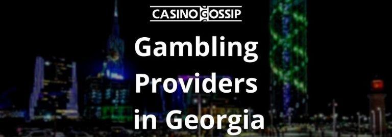Gambling Providers in Georgia