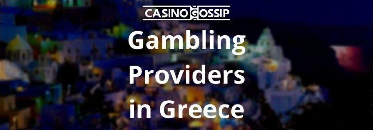 Gambling Providers in Greece