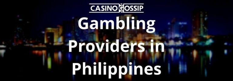Gambling Providers in Philippines