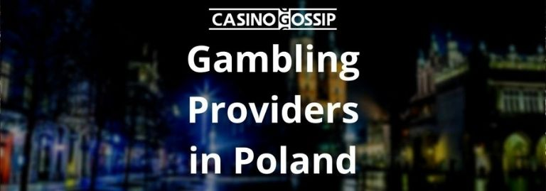 Gambling Providers in Poland