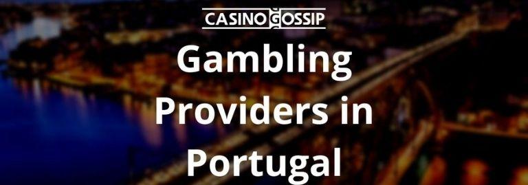 Gambling Providers in Portugal
