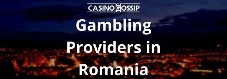 Gambling Providers in Romania