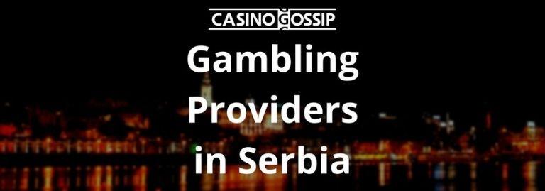 Gambling Providers in Serbia