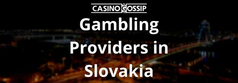 Gambling Providers in Slovakia