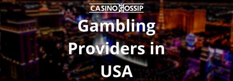Gambling Providers in USA