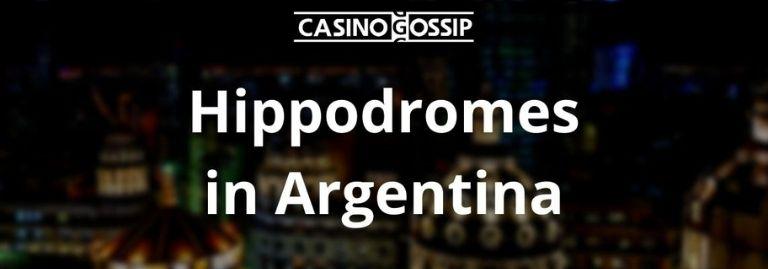 Hippodromes in Argentina