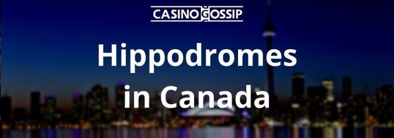 Hippodromes in Canada