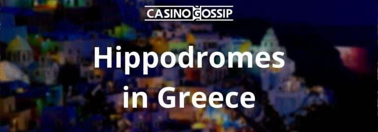Hippodromes in Greece